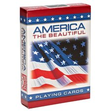 America The Beautiful Playing Cards