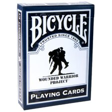 Wounded Warrior Playing Cards