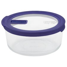 7 Cup Pyrex® No Leak Lid™ Rectangle with Plastic Lid