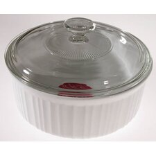 <strong>World Kitchen</strong> CorningWare Bake and Serve Round Dish with Cover