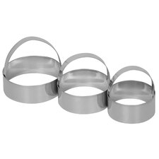 Biscuit Cutter (Set of 3)