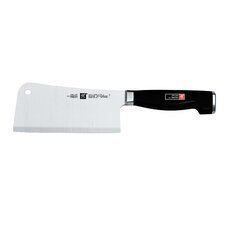 "Twin Four Star II 6"" Meat Cleaver"