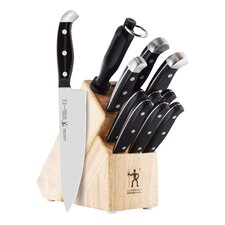 International Statement 12 Piece Cutlery Block Set