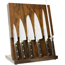 Bob Kramer 7 Piece Cutlery Block Set