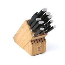 Twin Four Star II Special Edition 11 Piece Cutlery Block Set