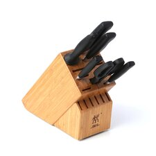 Twin Four Star 7 Piece Cutlery Block Set