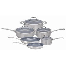 Spirit Nonstick 10-Piece Cookware Set