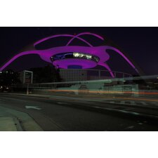 Los Angeles Airport Photographic Print on Canvas