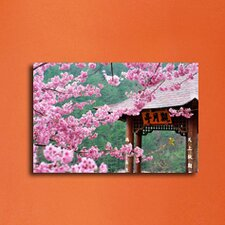 Wuling Cherry Photographic Print on Canvas