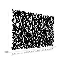 Maze of Life Graphic Art on Canvas