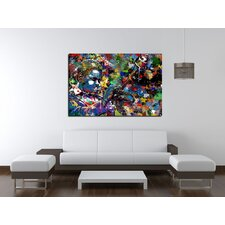 Jazz Musicians Canvas Print