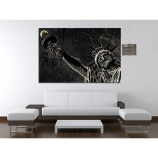 New York State Canvas Print