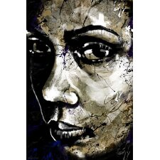 Kimberly Painting Print on Canvas
