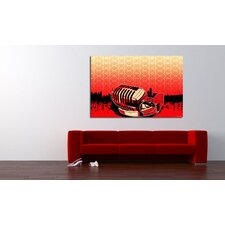 Power of Voice Canvas Print
