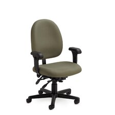 Jendra Mid-Back Task Chair