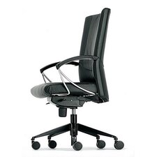 Torsion High-Back Chair with Arms