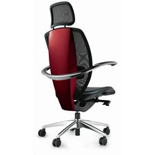 Xten High-Back Mesh Executive Chair
