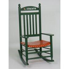 Collegiate Rocking Chair