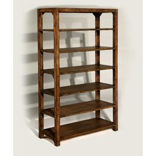 "<strong>LaurelHouse Designs</strong> Baxter 62.25"" Bookcase"