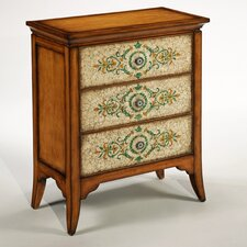 <strong>LaurelHouse Designs</strong> Inspirations 3 Drawer Side Chest
