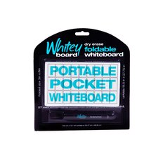 Whiteboard with Marker