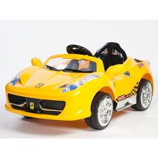 Italian Style 12V Battery Powered Car