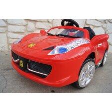 Italian Style 12V Battery Powered Car