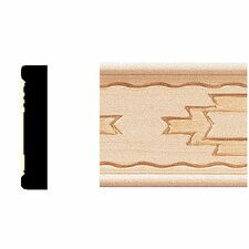 <strong>Manor House</strong> 3/8 in. x 1-3/4 in. x 8 ft. Hardwood Shelf Trim Moulding