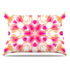 <strong>KESS InHouse</strong> Batik Mandala Microfiber Fleece Pillow Case