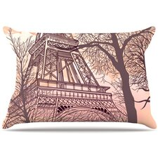 Eiffel Tower Pillowcase