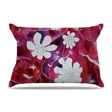 <strong>KESS InHouse</strong> Succulent Dance II Fleece Pillow Case