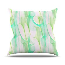 Swim II by Alison Coxon Throw Pillow