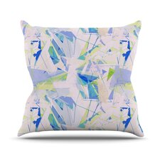 Shatter by Alison Coxon Throw Pillow