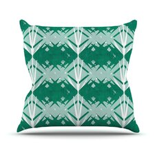 Diamond by Alison Coxon Throw Pillow