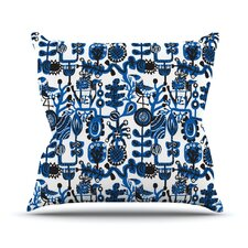 Dream by Agnes Schugardt Throw Pillow