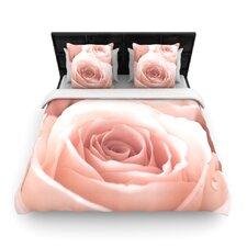 Roses by Bree Madden Fleece Duvet Cover