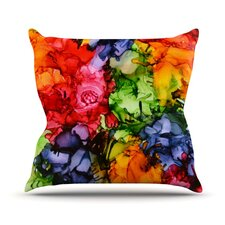 Teacher's Pet II by Claire Day Throw Pillow