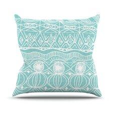 Beach Blanket Bingo by Catherine Holcombe Throw Pillow