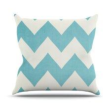 Salt Water Cure Outdoor Throw Pillow