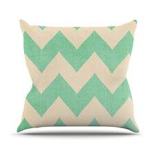 Malibu by Catherine McDonald Throw Pillow