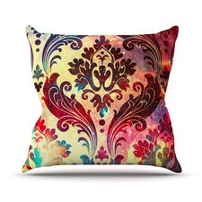 Galaxy Tapestry Outdoor Throw Pillow