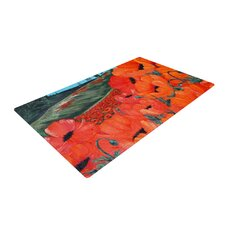 Poppies Novelty Rug