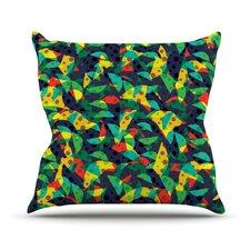 Fruit and Fun Throw Pillow