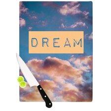 DREAM by Iris Lehnhardt Clouds Cutting Board
