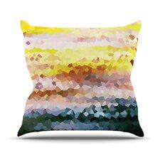 Turaluraluraluuu by Iris Lehnhardt Pixel Throw Pillow