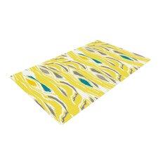 Barengo Sunshine Yellow Area Rug