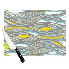 Drift by Gill Eggleston Cutting Board