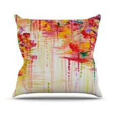 Stormy Moods by Ebi Emporium Throw Pillow