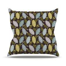 Moss Canopy Throw Pillow