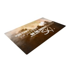 Touch the Sky Novelty Rug